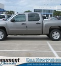 chevrolet silverado 1500 2012 gray lt flex fuel 8 cylinders 2 wheel drive 6 speed automatic 77503