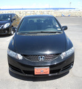 honda civic 2009 black coupe lx gasoline 4 cylinders front wheel drive automatic 79936