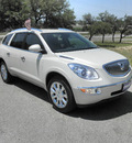 buick enclave 2011 white cxl 2 gasoline 6 cylinders front wheel drive automatic 78028