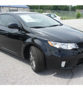 kia forte koup 2012 black coupe sx gasoline 4 cylinders front wheel drive 6 speed automatic 77539