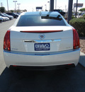 cadillac cts 2010 white sedan performance gasoline 6 cylinders rear wheel drive automatic 79925
