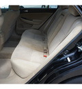honda accord 2004 black sedan lx gasoline 4 cylinders front wheel drive automatic 77515