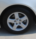 toyota camry 2004 silver sedan se v6 gasoline 6 cylinders front wheel drive automatic 75034