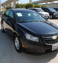 chevrolet cruze 2012 dk  gray sedan lt gasoline 4 cylinders front wheel drive automatic 75034