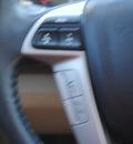 honda accord 2011 black sedan ex l gasoline 4 cylinders front wheel drive automatic 75034