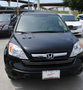 honda cr v 2009 black suv ex l w navi gasoline 4 cylinders front wheel drive automatic 75034