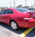 chevrolet impala 2008 red sedan ss gasoline 8 cylinders front wheel drive automatic 32401