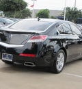 acura tl 2010 black sedan gasoline 6 cylinders front wheel drive automatic with overdrive 77074