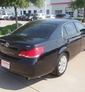 toyota avalon 2007 black sedan xls gasoline 6 cylinders front wheel drive not specified 76053