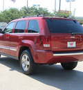 jeep grand cherokee 2006 red suv limited gasoline 8 cylinders rear wheel drive autostick 77074