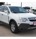 saturn vue 2009 white suv xe v6 gasoline 6 cylinders all whee drive automatic 78232