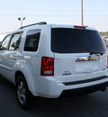 honda pilot 2011 white suv ex l gasoline 6 cylinders 4 wheel drive automatic 27215