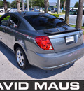 saturn ion 2 2007 gray coupe gasoline 4 cylinders front wheel drive automatic 32771