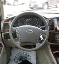 toyota land cruiser 2006 gold suv gasoline 8 cylinders 4 wheel drive automatic 75901