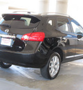 nissan rogue 2011 black sl gasoline 4 cylinders front wheel drive automatic with overdrive 77477