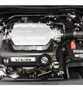 honda accord 2012 black sedan ex v6 gasoline 6 cylinders front wheel drive 5 speed automatic 77521