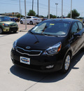 kia rio 2012 black sedan 4dr sdn ex at gasoline 4 cylinders front wheel drive automatic 75070