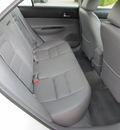 mazda mazda6 2003 white sedan i gasoline 4 cylinders dohc front wheel drive shiftable automatic 77477