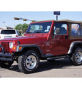 jeep wrangler 1999 dk  red suv sport gasoline 6 cylinders 4 wheel drive automatic 79065