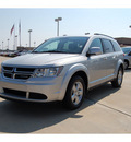dodge journey 2011 silver mainstreet flex fuel 6 cylinders front wheel drive automatic with overdrive 77656