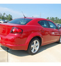 dodge avenger 2011 maroon sedan mainstreet gasoline 4 cylinders front wheel drive automatic with overdrive 77656