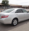toyota camry 2008 silver sedan gasoline 4 cylinders front wheel drive automatic 79936