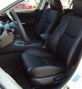mazda mazda3 2012 white hatchback grand touring w sunroof gasoline 4 cylinders front wheel drive automatic 32901