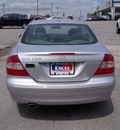 mercedes benz clk class 2007 gray coupe clk350 gasoline 6 cylinders rear wheel drive automatic 75657