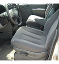 dodge grand caravan 2007 white van se gasoline 6 cylinders front wheel drive automatic with overdrive 77627