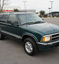 chevrolet blazer 1997 green suv ls gasoline v6 4 wheel drive automatic 76087