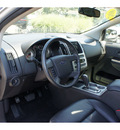 ford edge 2010 silver suv sel gasoline 6 cylinders front wheel drive automatic with overdrive 08902