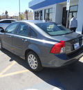 volvo s40 2009 gray sedan 2 4i gasoline 5 cylinders front wheel drive automatic 79936