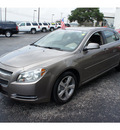 chevrolet malibu 2011 brown sedan lt gasoline 4 cylinders front wheel drive automatic 78028