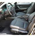 bmw 3 series 2008 black sedan 328i gasoline 6 cylinders rear wheel drive automatic 78729