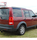 land rover lr3 2005 maroon suv se gasoline 8 cylinders 4 wheel drive automatic 77375