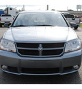 dodge avenger 2009 silver sedan se gasoline 4 cylinders front wheel drive automatic 77037