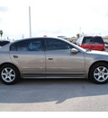nissan altima 2005 gray sedan 3 5 sl gasoline 6 cylinders front wheel drive automatic 77037