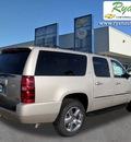 chevrolet suburban 2012 gold suv ltz 1500 flex fuel 8 cylinders 4 wheel drive 6 speed automatic 55313