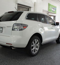 mazda cx 7 2008 white suv sport gasoline 4 cylinders automatic 44060