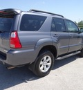 toyota 4runner 2007 silver suv gasoline 6 cylinders rear wheel drive 5 speed automatic 77388