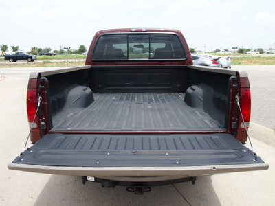 ford f 250 super duty 2006 brown king ranch diesel 8 cylinders rear wheel drive automatic 76018