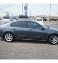 nissan maxima 2008 gray sedan 3 5 se gasoline 6 cylinders front wheel drive automatic 78539