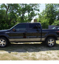 ford f 150 2009 black fx4 flex fuel 8 cylinders 4 wheel drive automatic 76543