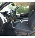 ford f 150 2009 black fx4 flex fuel 8 cylinders 4 wheel drive automatic 76543