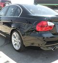 bmw 335i 2008 black sedan 335i gasoline 6 cylinders rear wheel drive automatic 79925