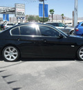 bmw 335i 2008 black sedan 335i gasoline 6 cylinders rear wheel drive automatic 79925