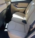 hyundai elantra 2013 beige sedan gls gasoline 4 cylinders front wheel drive automatic 76049