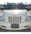 chrysler pt cruiser 2004 white wagon gasoline 4 cylinders front wheel drive automatic 77504