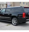 cadillac escalade esv 2012 black suv luxury flex fuel 8 cylinders rear wheel drive automatic 77002