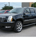 cadillac escalade esv 2012 black suv luxury flex fuel 8 cylinders rear wheel drive automatic 77002